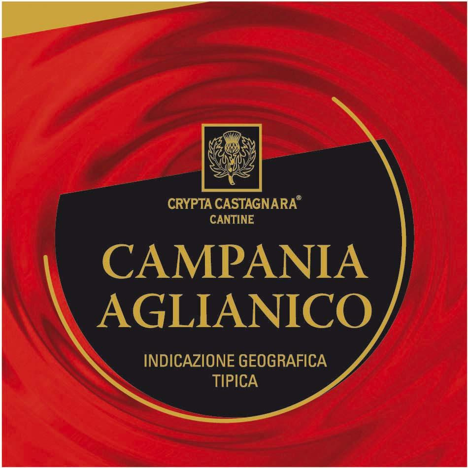 Vino rosso italiano Aglianico