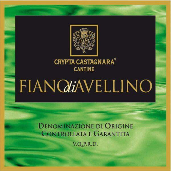 Etichetta Fiano di Avellino