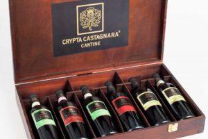 Crypta Castagnara produce vini italiani