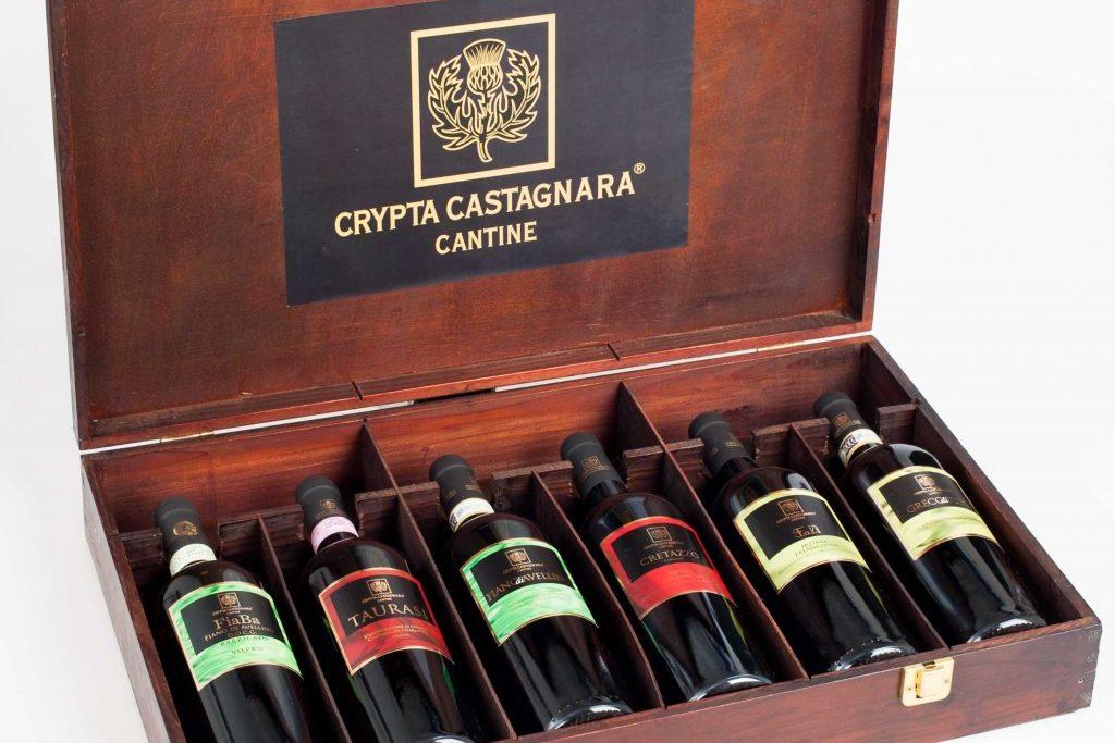 Acquista i nostri vini Irpini d'eccellenza, scegli una confezione regalo per i tuoi amici.