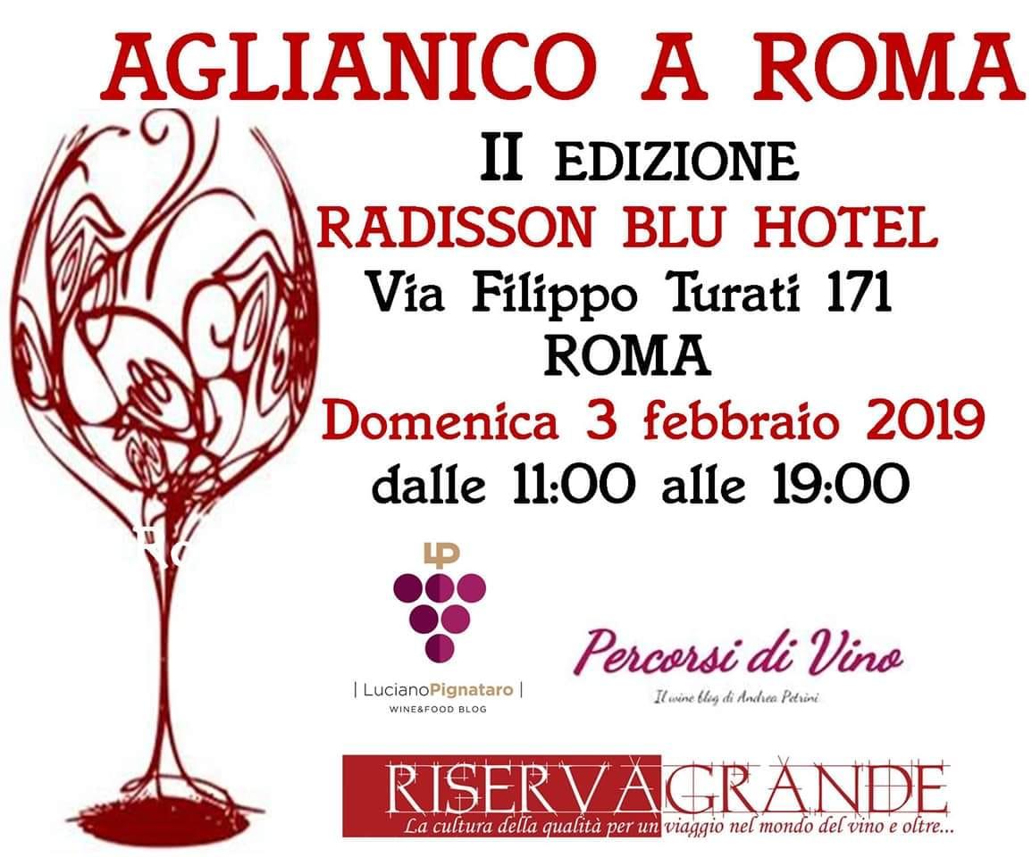 II edizione Aglianico a Roma Crypta Castagnara